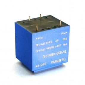 Trasformatore Incapsulato Era EI30/23 2,8VA - 230V - 6V