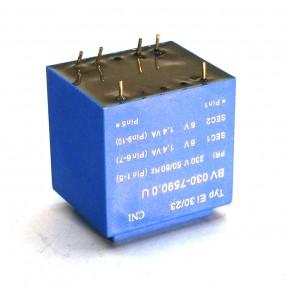 Trasformatore Incapsulato Era EI30/23 2,8VA - 230V - 2x6V