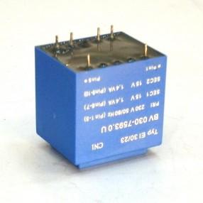 Trasformatore Incapsulato Era EI30/23 2,8VA 230V - 2x15V