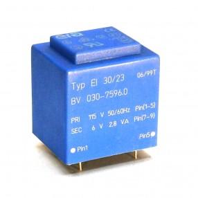 Trasformatore Incapsulato Era EI30/23 2,8VA - 115V - 6V
