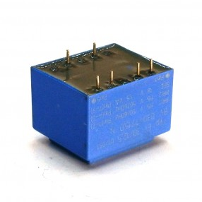 Trasformatore Incapsulato Era EI30/12,5 1,5VA - 2x115V - 18V
