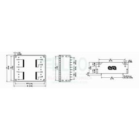 Trasformatore ERA UI39 5101