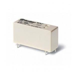 Finder 43.41.7.012.2000 Relè Elettromeccanico Bobina 12 VDC passo 3,2mm
