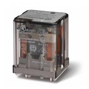 Finder 62.22.9.024.0.300 Relè industriale di potenza 16A bobina 24VDC