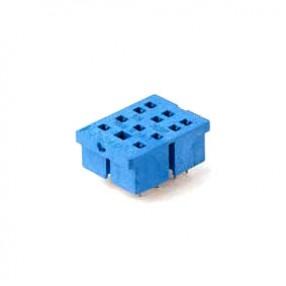 Finder 94.12.SMA Zoccolo per PCB per relè tipo 55.32