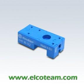 Finder 95.132 Zoccolo per PCB per relè passo 3,5 mm