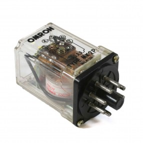 OMRON MK2P 50VAC Relè Octal 2 Scambi