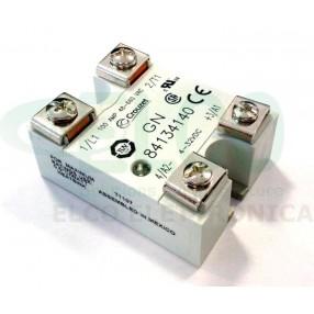 CROUZET 84134140 Rele' Statico 100A 660 VAC (Relè)