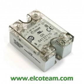 CROUZET 84137110 Rele' Statico25A 660 VAC (Relè)