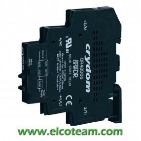 CRYDOM DR24D06 Rele' Statico 6A 280 VAC (Relè)