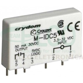 CRYDOM M-IDC5 Rele' Statico Modulo I/O