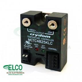 CRYDOM MCTC4825KLC Rele' Statico con collegamento a termocoppia K