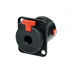 Neutrik NJ3FP6C-B Presa jack Stereo 6,35 mm da pannello con blocco