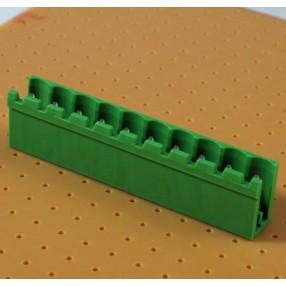Connettore Maschio 10 poli passo 5mm STELVIO CPM5-10/A