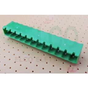 Connettore Maschio 12 poli passo 5mm STELVIO CPM SQ