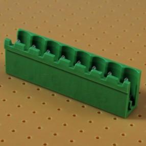 Connettore Maschio 8 poli passo 5mm STELVIO CPM5-8/A