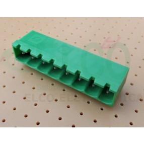 Connettore Maschio 8 poli passo 5mm STELVIO CPM SQ