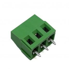 Morsetto a Carrello 3 poli passo 5mm Tianli TL206V-03P-G12S Altezza 14mm