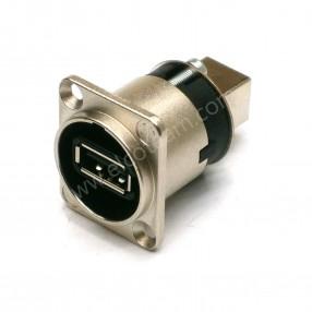 Presa USB da pannello Neutrik NAUSB-W