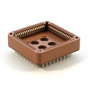 Zoccolo PTH per componenti PLCC68