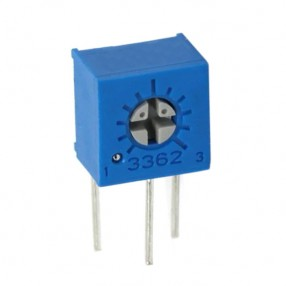 3362X-203 Trimmer Cermet 20 kOhm Regolazione Orizzontale