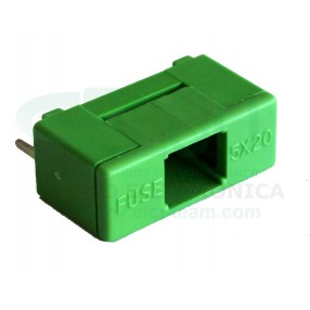 Stelvio-Kontek PTF78 Portafusibile da PCB con protezione opzionale BS232