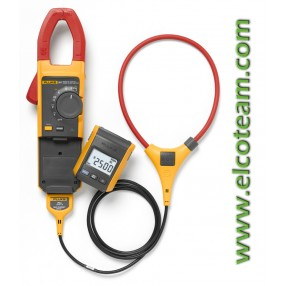 Multimetro a pinza RMS 1000A AC/DC Fluke 381 con display remotizzabile