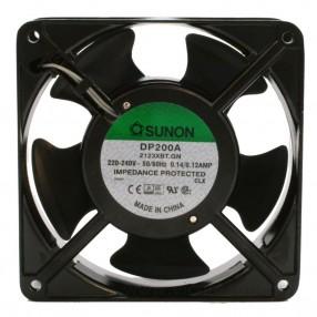Sunon DP200A/2123XBT.GN Ventilatore 120X120x38 230VAC su Cuscinetto a Sfera