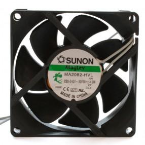 Sunon MA2082-HVL.GN Ventilatore 80X80x25 230VAC a Levitazione Magnetica