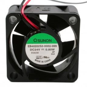 Sunon EB40202S2-000U-999 Ventilatore 40X40X20 24VDC su Bronzina