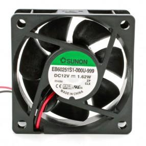 Sunon EB60251S1-000U-999 Ventilatore 60X60X25 12VDC su Bronzina