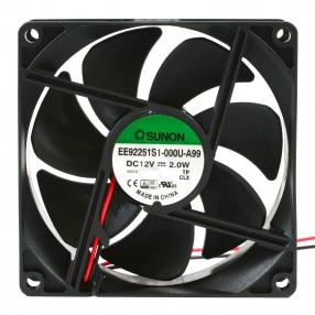 Sunon EE92251S1-000U-A99 Ventilatore 92X92x25 12VDC su Bronzina