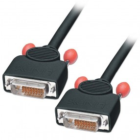 Lindy 41291 Cavo DVI-D Dual Link 2 metri