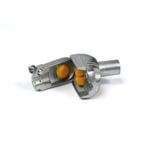Spina Volante Schermata IEC 90° a pipa Ø 9,5mm
