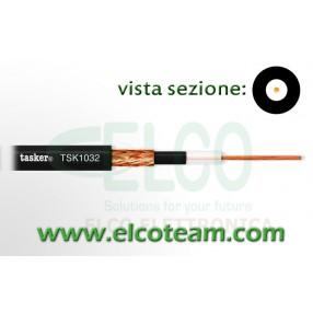 Cavo audio Supreme 1x0,55 Tasker TSK1032