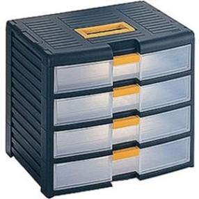 Terry 43001 - Cassettiera Modulare Store-Age