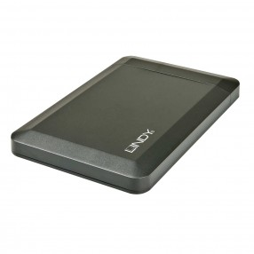 "Lindy 43115 Box Esterno per HDD SATA 2,5"" USB 3.0 0TB"