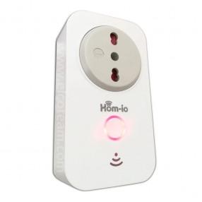 Presa Intelligente Smart WiFi con Analisi Consumo Hom-io