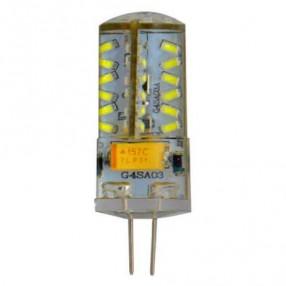 MX-G4-SIL-B Lampadina LED 1,5 Watt G4 Luce Fredda