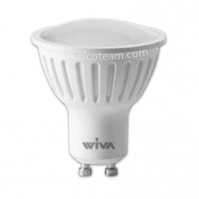 Faretto LED 6 Watt GU10 230V Luce Naturale 4000°K