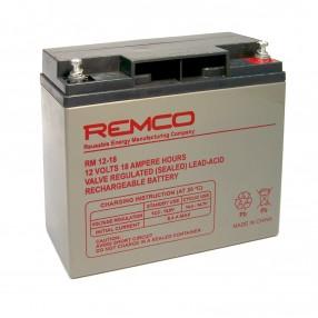 Remco RM12-18 Batteria ermetica al piombo 12V 18Ah