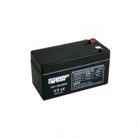 Batteria ermetica al piombo 12V 1,3 Ah EnergyTeam