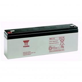YUASA NP2.1-12 Batteria ermetica al piombo 12V 2,1Ah