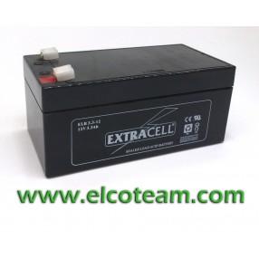 Batteria ermetica al piombo 12V 3,4Ah