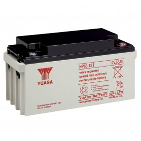 YUASA NP65-12I Batteria ermetica al piombo 12V 65Ah