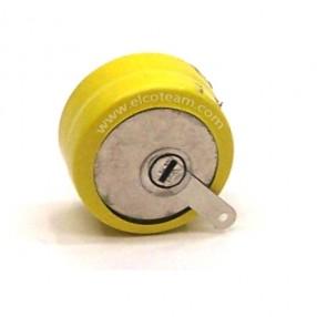 Batteria ricaricabile Ni-Cd da PCB 2,4V 170mAh