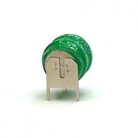 Batteria ricaricabile Ni-Mh da PCB 2,4V 80mAh