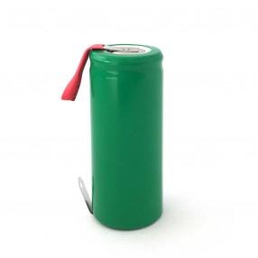 Batteria Ricaricabile 4/5 AF 1800mAh Ni-Mh lamella a saldare