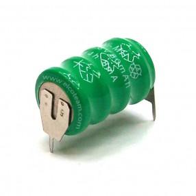 Batteria ricaricabile Ni-Mh da PCB 4,8V 80mAh