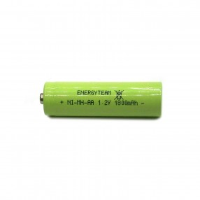 Batteria stilo AA 1800 mAh Ni-Mh bottone EnergyTeam